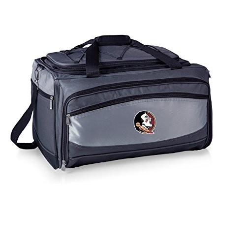 NCAA Florida State Seminoles Buccaneer Tailgating Cooler with Grill by PICNIC TIME