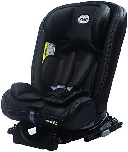 Comprar Play Scouter Fix 30200 308 - Silla de coche, grupo 0/1/2/3, Color Onyx
