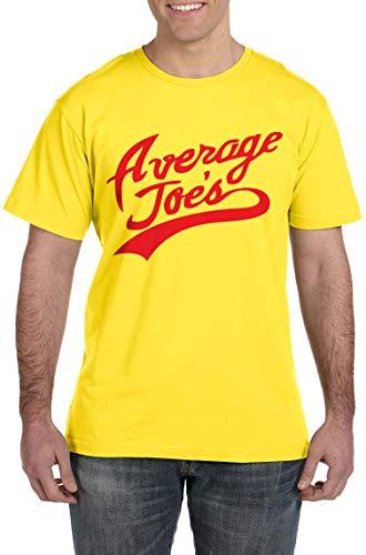 Men's Average Joe's T-Shirt Medium Yellow ()