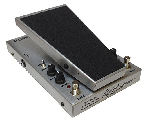 Morley PFW Cliff Burton Tribute Power Fuzz Wah by MORLEY