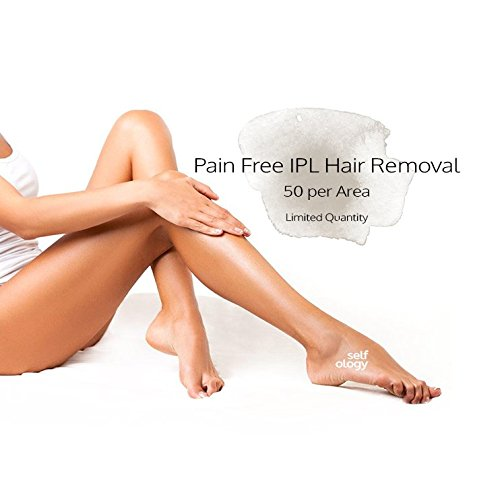 Selfology Pain Free IPL Hair Removal by Selfology