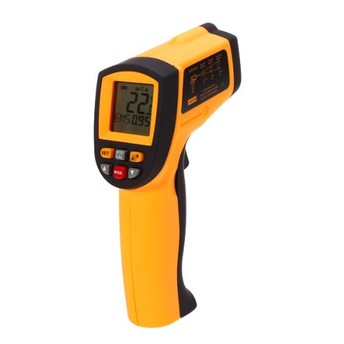 Amazon.com: GM700 Non-contact IR Infrared Digital Thermometer - Measurement Range: Between -50 °C and 700 °C (Between -58 °F and 1292 °F): Kitchen & Dining