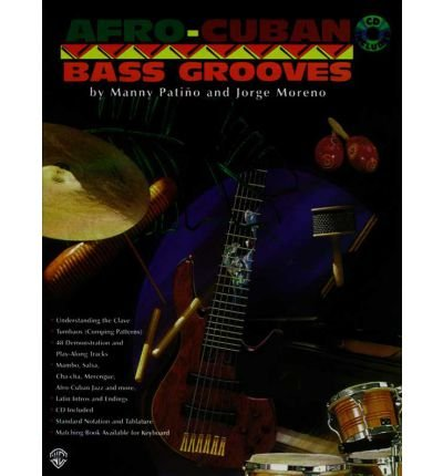 [(Afro-Cuban: Bass Grooves)] [Author: Manny Patino] published on (April, 1997)