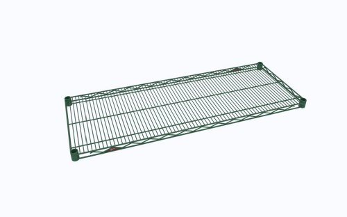 Metro 1872NK3 Super Erecta Metroseal 3, Steel Wire Shelf with Microban, 600 lb. Capacity, 1