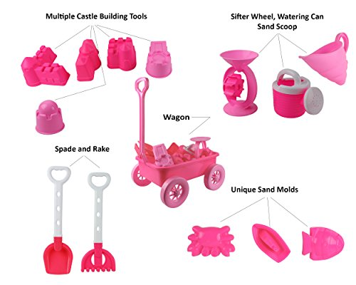 Beach Toys For Girls : Top best sand toys for girls of reviews