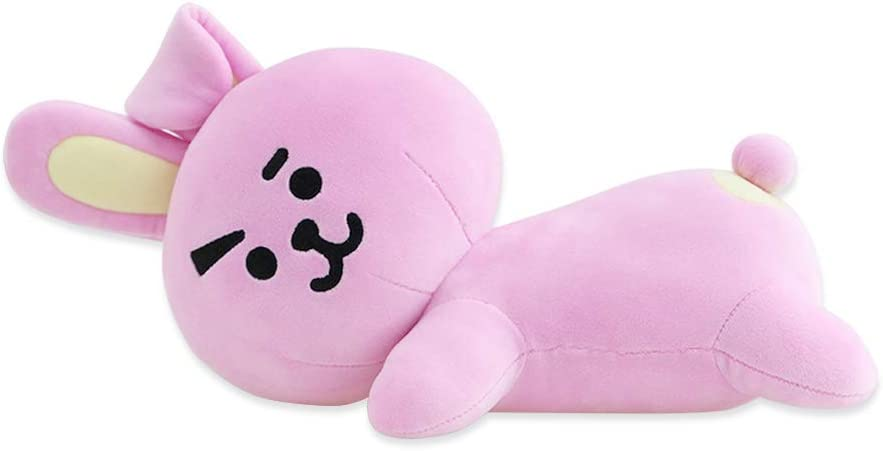 BTS Official Character Sweet Dream Cushion + Idolpark Gift (Cooky)