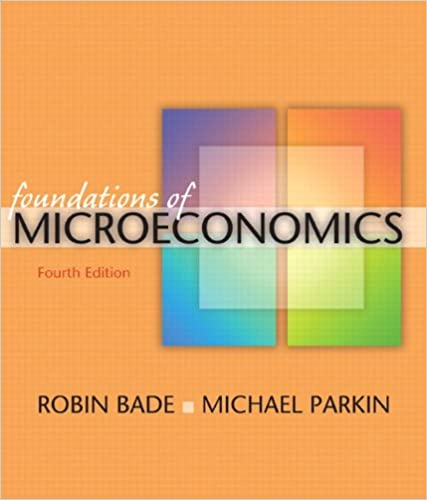 Foundations of microeconomics 4th edition 9780321522504 foundations of microeconomics 4th edition 9780321522504 economics books amazon fandeluxe Choice Image