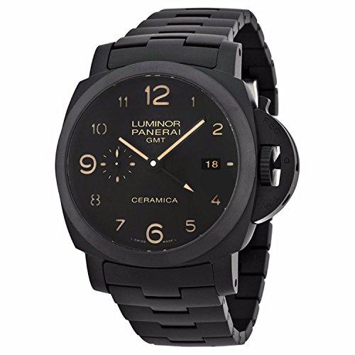 Panerai-Mens-Swiss-Quartz-Stainless-Steel-Casual-Watch-ColorBlack-Model-PAM00438