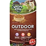 Special Kitty 44 Lbs Outdoor Dry Cat Food for Energetic Active Adult Cats/Support Healthy Bones/Teeth/Vitamins for Eye Health/Wholesome Ingredients/Nutritious Premium Product to Crave/ Larger Image
