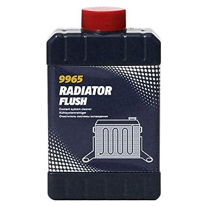 MANNOL Solución para Limpiar el radiador 325 ml: Amazon.es: Coche ...