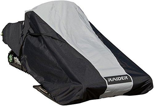 Raider 02-7746 DT-Series Premium Heavy-Duty Snowmobile Storage Cover (X-Large)