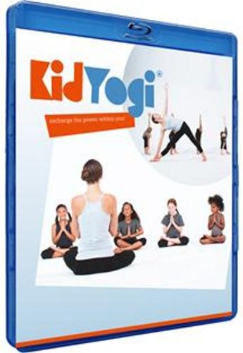 KidYogi - Yoga for children [Blu-ray]
