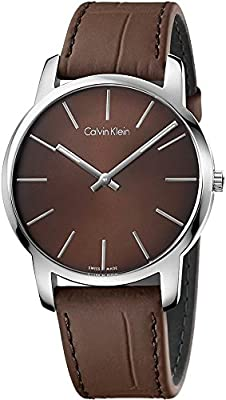 Calvin Klein K2G211GK City 43mm Watch