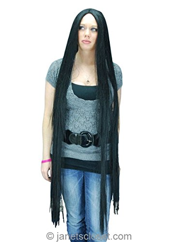 Witch (Womens Ghostly Wig)