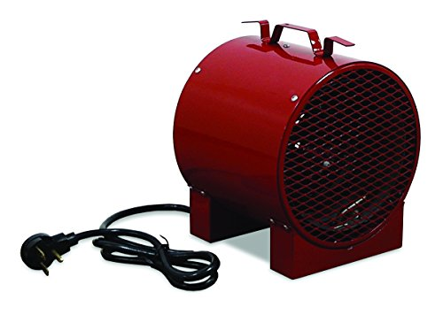 TPI ICH240C Series ICH Construction Site/Utility Fan Forced
