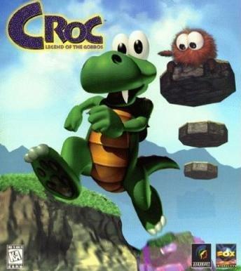 Croc Legends of the Gobbos           C/W95/Us (Antique Crocs)