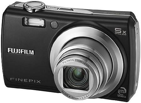 Fujifilm Finepix J10 Digital Camera 2 5 Zoll Schwarz Camera Photo