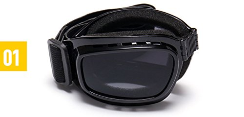 Polvo Impermeable a e Material esquí PC Ciclismo Gafas A de A explosiones Prueba de Prueba vYwpqXq0nT