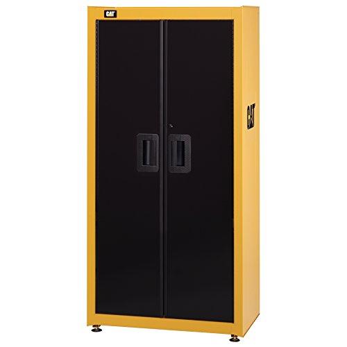 cat-36-wide-all-steel-garage-storage-cabinet-with-4-adjustable-shelves-designed-engineered-assembled