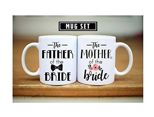 Father Mother of the Bride Mug, Mother of the Bride Gift, Mother of the Bride Mug, Father of the Bride Gift, Father of the Bride Mug, Wedding Gift, Wedding Mug, Coffee Tea Mug