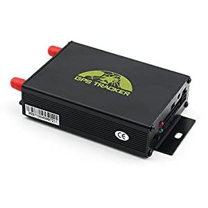 Sourcingbay Tracking Drive Vehicle Car Tracker Gps/Gsm/Gprs System GPS105A