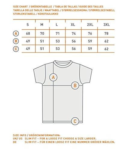 GOZOO Star Wars T-Shirt Herren Leather Rebel Alliance 100% Baumwolle Schwarz
