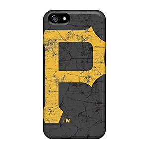 High Quality TBzik10629aTKFe Pittsburgh Pirates Tpu Case For Iphone 5/5s