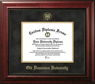 Old Dominion University Diploma Frame by Diploma Frame Deals