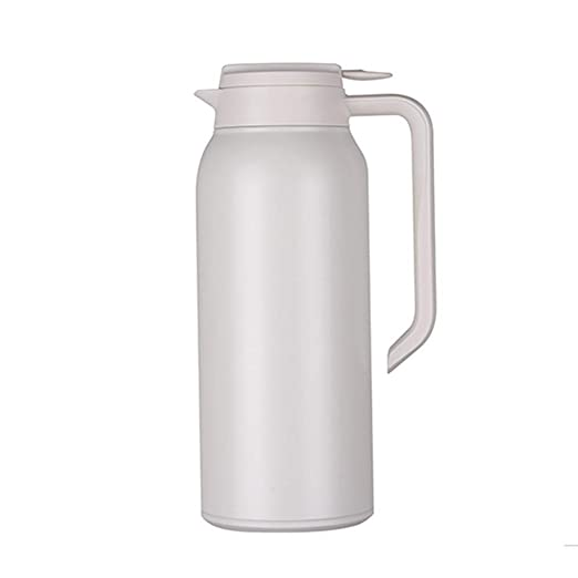 DUDDP Jarra termo de café termo de acero inoxidable, jarra térmica ...