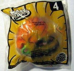 Burger King Silly Slammers # 4 Halloween (The Slammer Halloween)