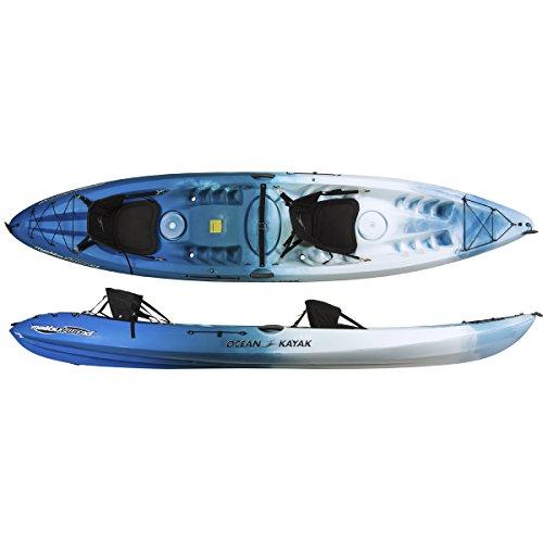 Ocean Kayak Malibu Two XL, Tandem Kayak, Surf - Ocean Kayak Tandem Kayak