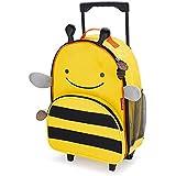 美国Skip Hop可爱动物园小孩专用行李箱书包-小蜜蜂SH212305