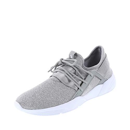 Champion Grey Jersey Women's Flash Gore Slip-On Sneaker 7 Regular ()