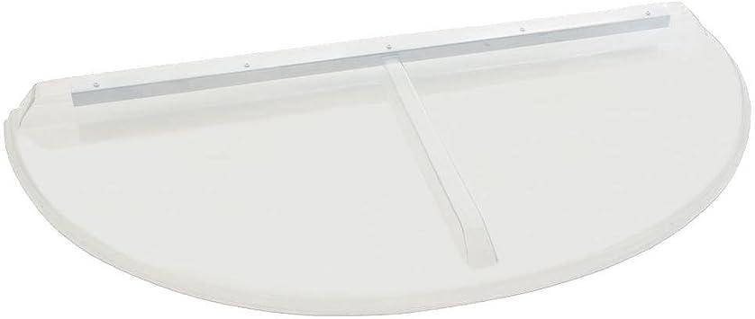 standart Maccourt 4017CH Circular Low Profile Window Well Cover 40 L X 17 W X 3-1//2 H Four Pack