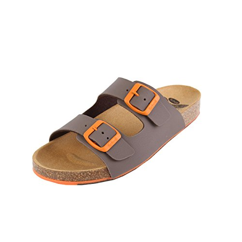 Nubuck Brown Spikey SS Synthetic 6 Brown Scholl Orange fnYzC0xwwq