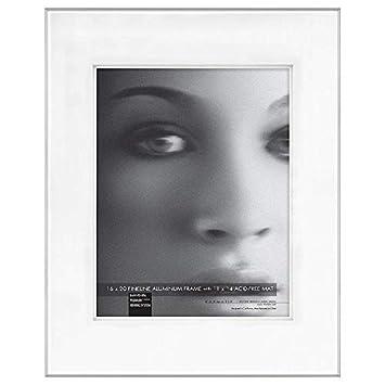 Amazoncom Fineline Picture Frame Color Silver Size 16 X 20