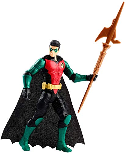 DC Comics Batman Missions Robin Action Figure