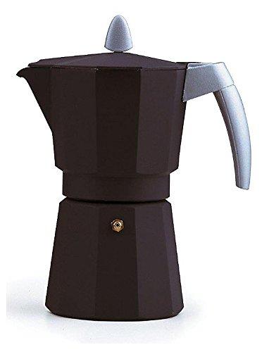 (NERA VALIRA stovetop espresso maker 6 cups)