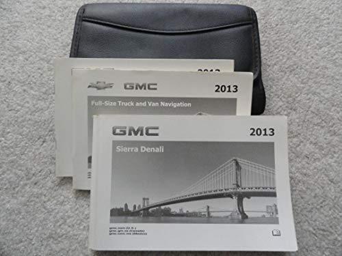 - 2013 GMC Sierra Owners Manual