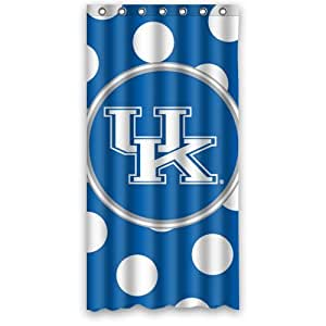 Amazon Com University Of Kentucky Ncaa Shower Curtain 36