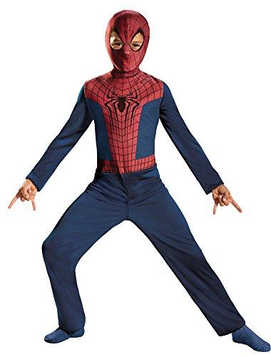 Boys Halloween Costume-Spiderman 2 Avengers Kids Costume Small 4-6