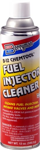 Berryman (1120-12PK) B-12 Chemtool Thru-Rail Fuel Injector Cleaner - 12 oz., (Pack of 12)