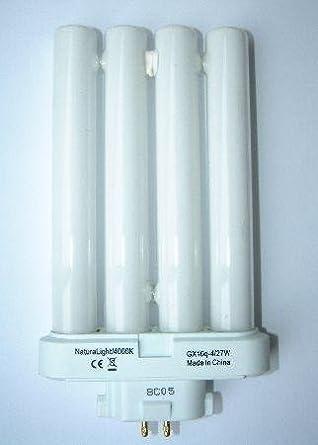Naturalight - Bombilla de tubo de repuesto para lámpara de ...
