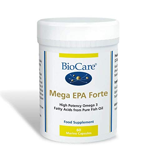 Biocare Biocare Mega Epa Forte Capsules