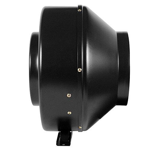 Supreme 6 inch In-Line Fan 440 CFM - ETL Listed (6