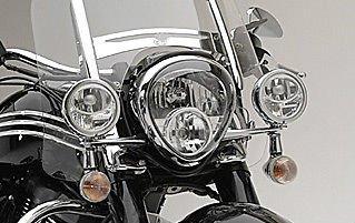 Yamaha Roadliner Stratoliner Deluxe Passing Lamps Amp Light