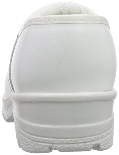 Sanita San-Duty Closed-s2, Zoccoli Unisex-Adulto Bianco (Weiß (White 1))