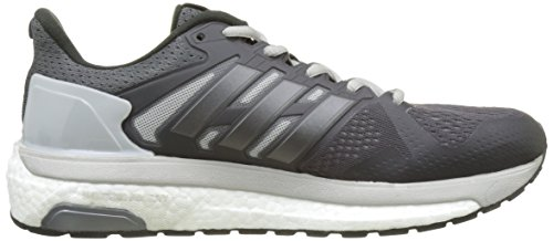 night Supernova Femme St Metallic grey Comptition Five De core Gris Chaussures Running Adidas Black Fvdw66q