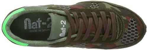 Nat-2 Camorunner Damen Sneaker Grün (Green)