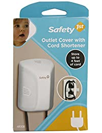 Safety 1st Outlet Cover with Cord Shortener BOBEBE Online Baby Store From New York to Miami and Los Angeles